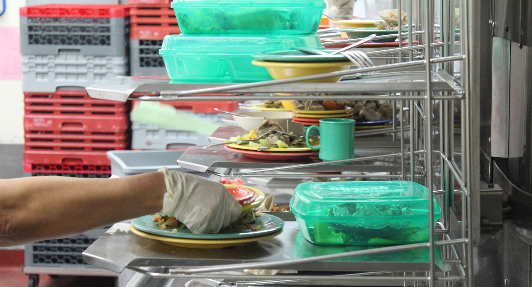 Plate Waste studies in UT Austin Housing and Dining