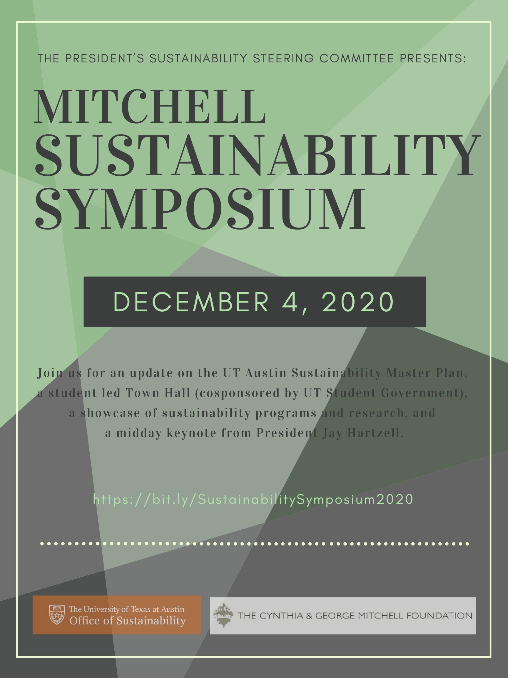 Sustainability Symposium Poster 2020