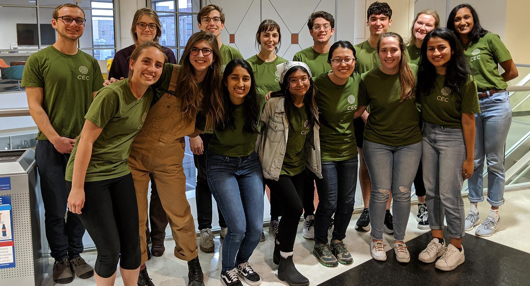 Campus Environmental Center Spring 2020