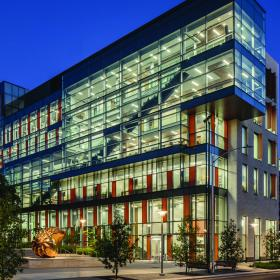 Dell Medical School's Health Learning Building