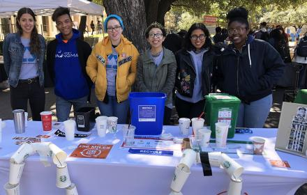 Resource Recovery at America Recycles Day