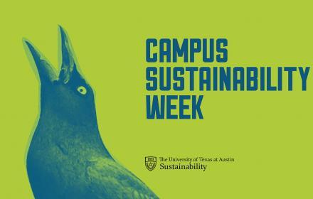 Campus Sustainability Week 2018