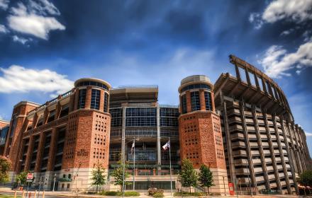 Stadium UT Austin