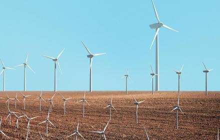Wind energy future in Texas Monthly