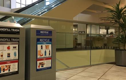 zero waste at UT Austin
