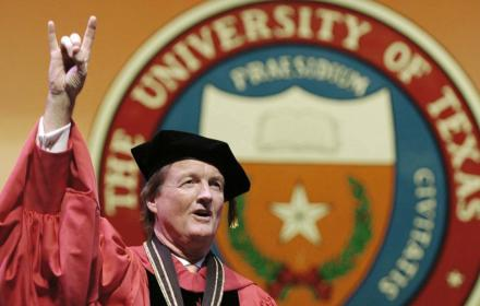UT President Bill Powers