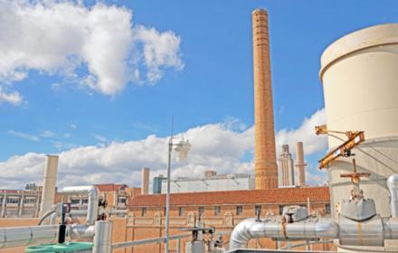 UT Austin Power Plant