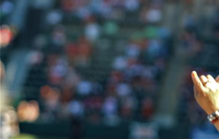 UT Austin zero waste baseball season- Kathryn Gatliff
