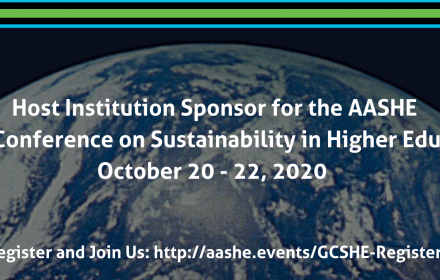 Global Conference on Sustainability in Higher Education 2020