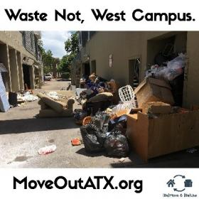 West Campus Move Out