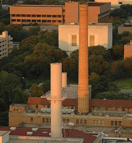 UT produces all of its own energy